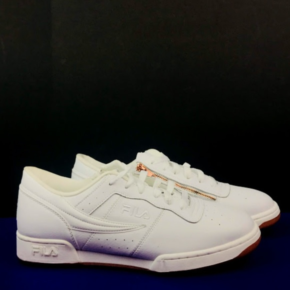 FILA ORIGINAL FITNESS ZIPPER SHOES Sneakers 10.5 NWT